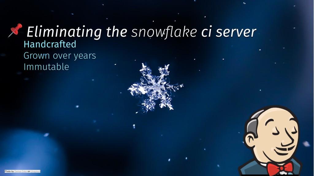 ✨ @tboeghk ✨  Eliminating the snowflake ci serve...