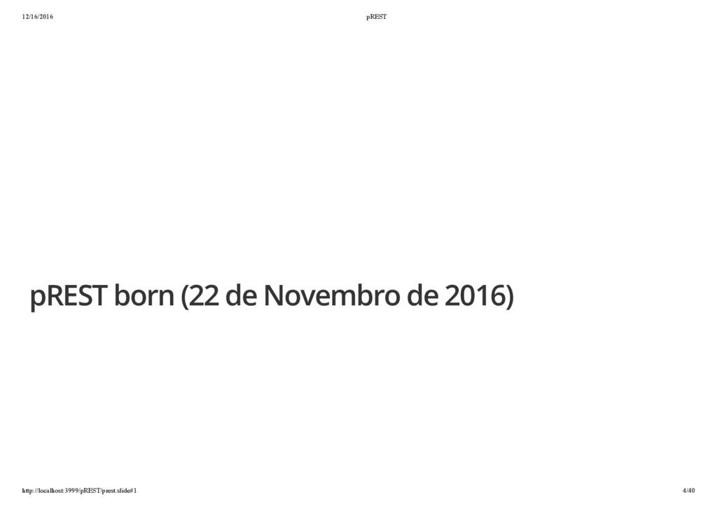 12/16/2016 pREST http://localhost:3999/pREST/pr...