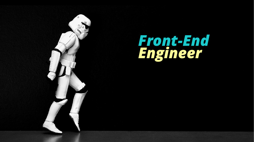 Front-End Engineer