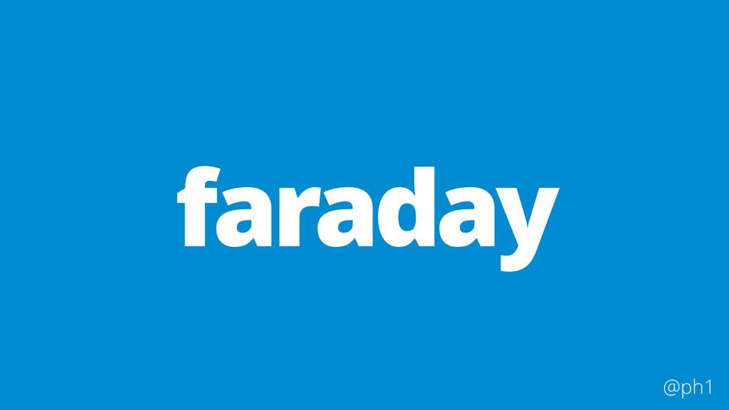 @ph1 faraday