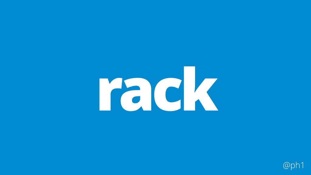 @ph1 rack