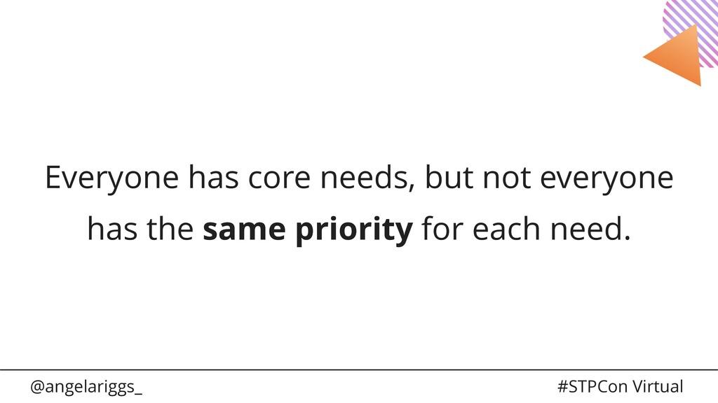 @angelariggs_ #STPCon Virtual Everyone has core...