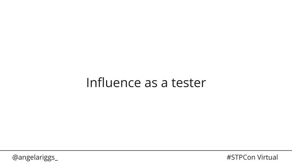 @angelariggs_ #STPCon Virtual Influence as a tes...
