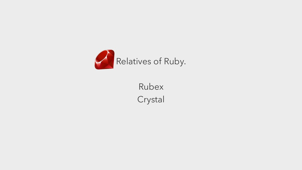 Relatives of Ruby. Rubex Crystal