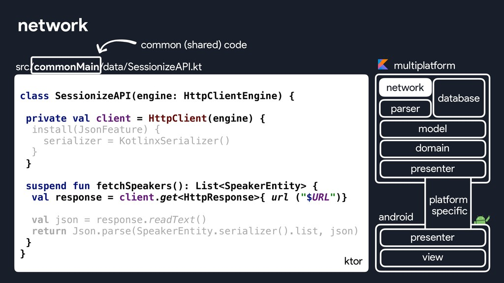 class SessionizeAPI(engine: HttpClientEngine) {...
