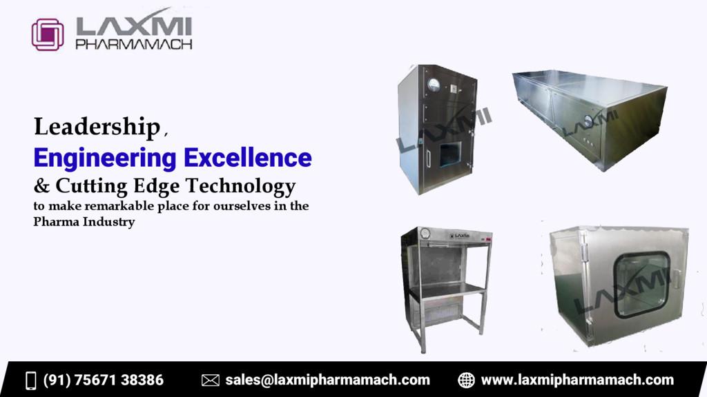 (91) 75671 38386 sales@laxmipharmamach.com www....