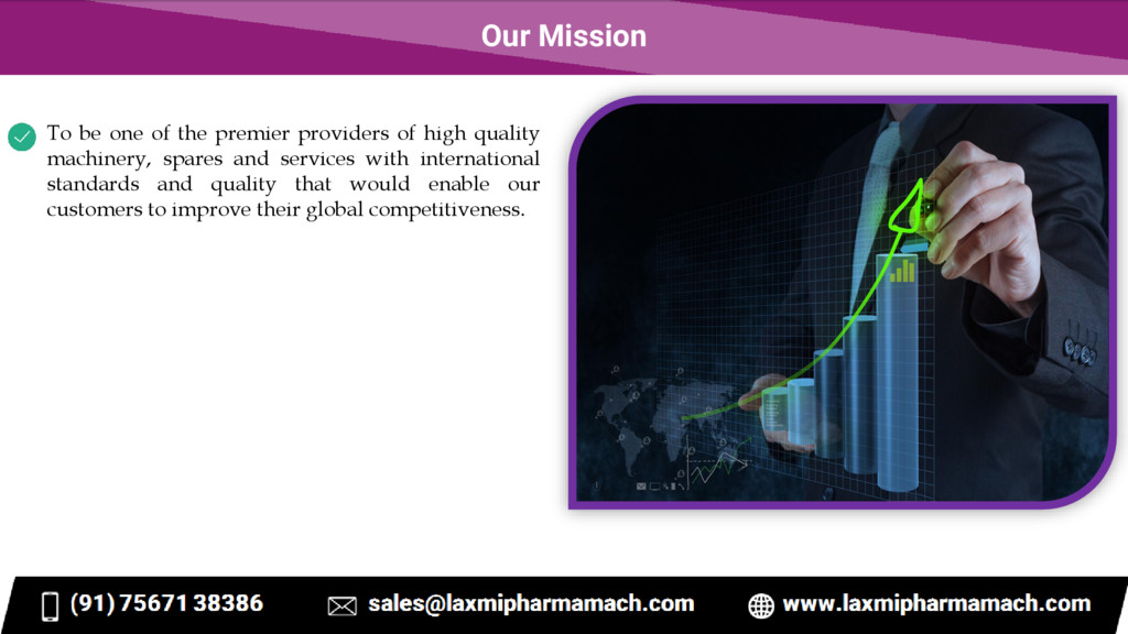 Our Mission To be one of the premier providers ...