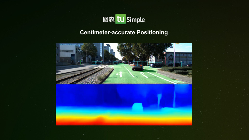 Centimeter-accurate Positioning