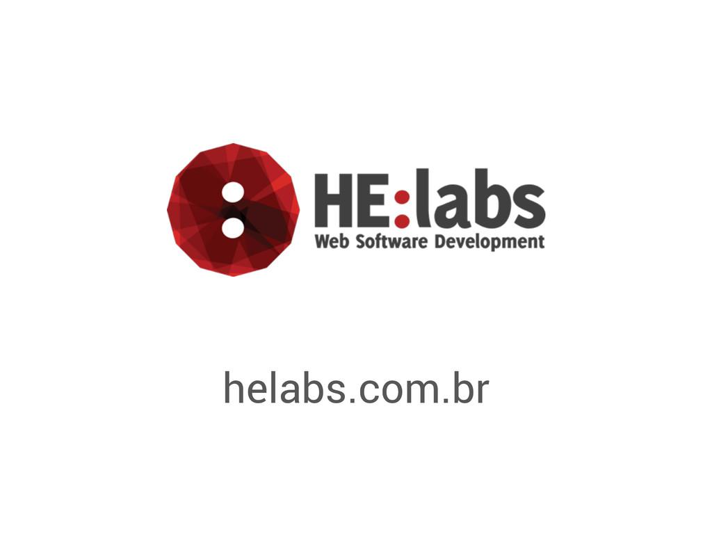 helabs.com.br Desmistificando o Polymer - Beto M...