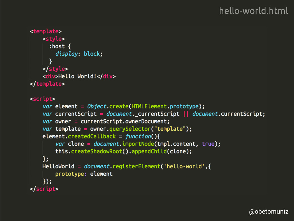 hello-world.html @obetomuniz