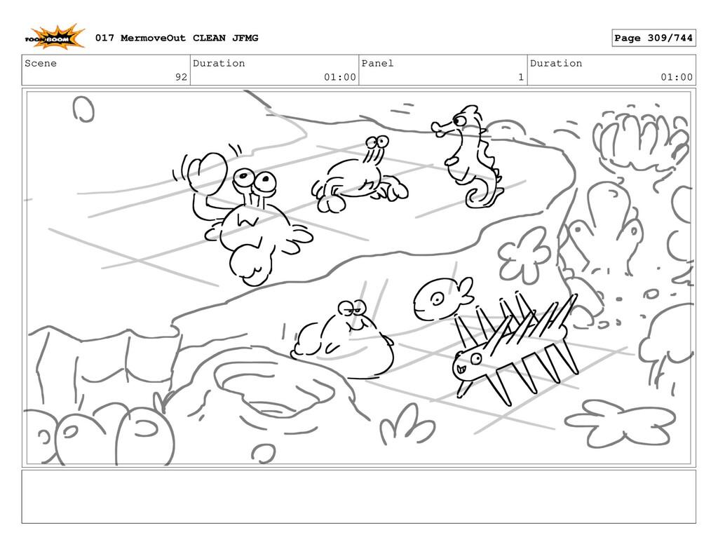 Scene 92 Duration 01:00 Panel 1 Duration 01:00 ...
