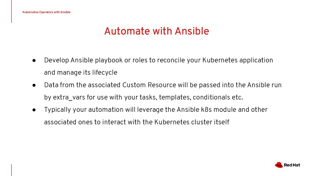 Automate with Ansible ● Develop Ansible playboo...