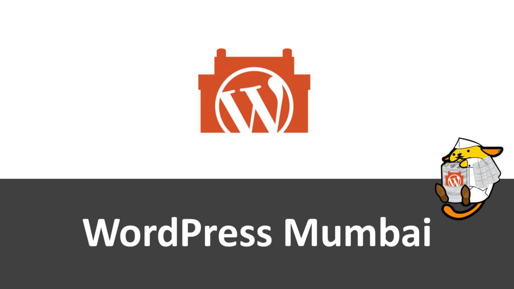 WordPress Mumbai