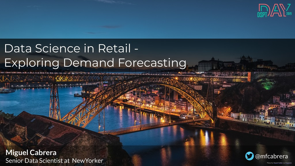 Data Science in Retail - Exploring Demand Forec...