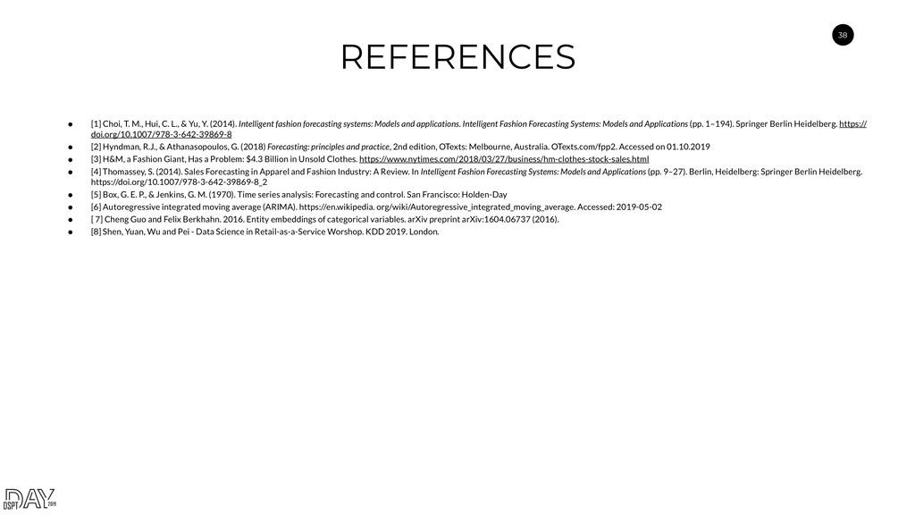 REFERENCES • [1] Choi, T. M., Hui, C. L., & Yu,...