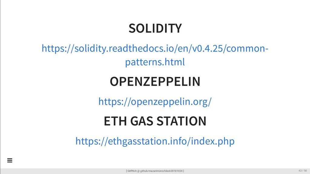 SOLIDITY OPENZEPPELIN ETH GAS STATION https://s...