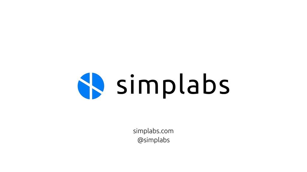 simplabs.com @simplabs