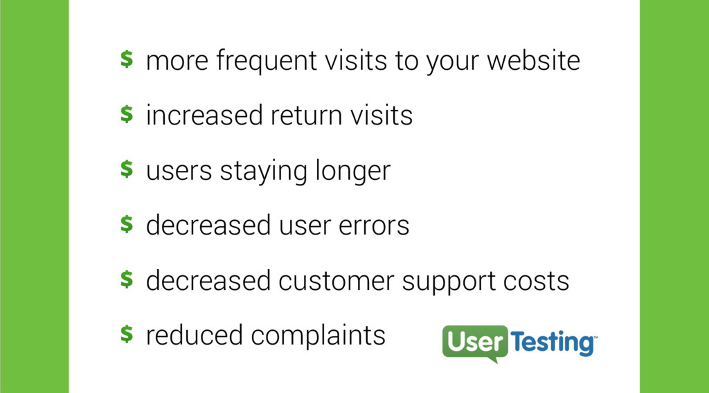 more frequent visits to your website increased ...