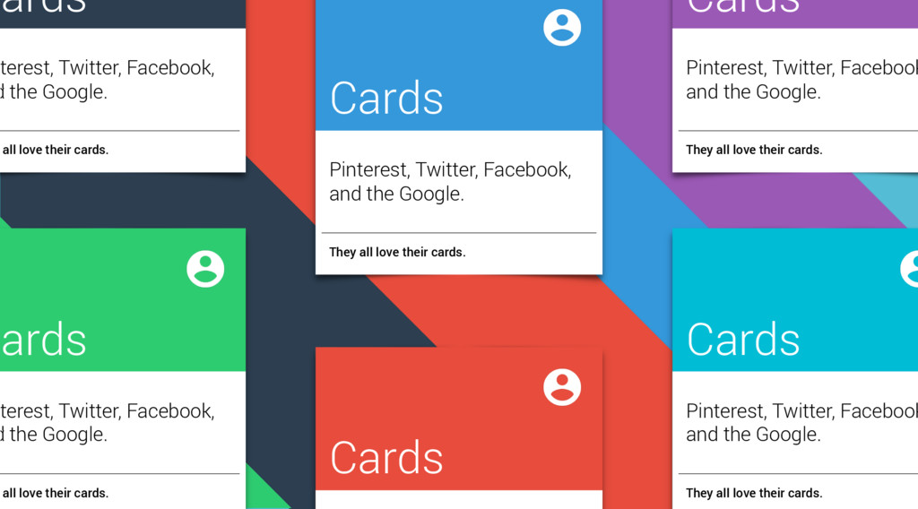 Pinterest, Twitter, Facebook, and the Google. T...