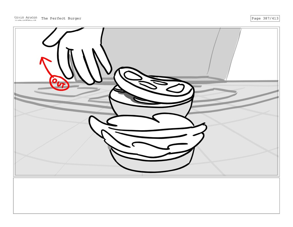 The Perfect Burger Page 387/413