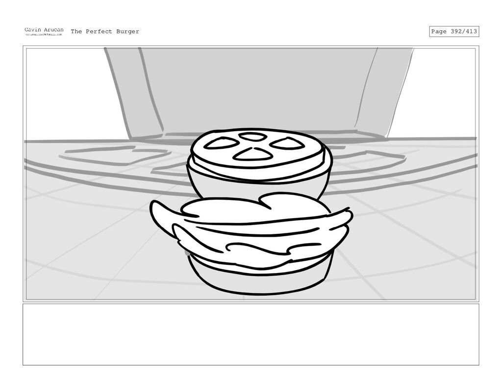 The Perfect Burger Page 392/413
