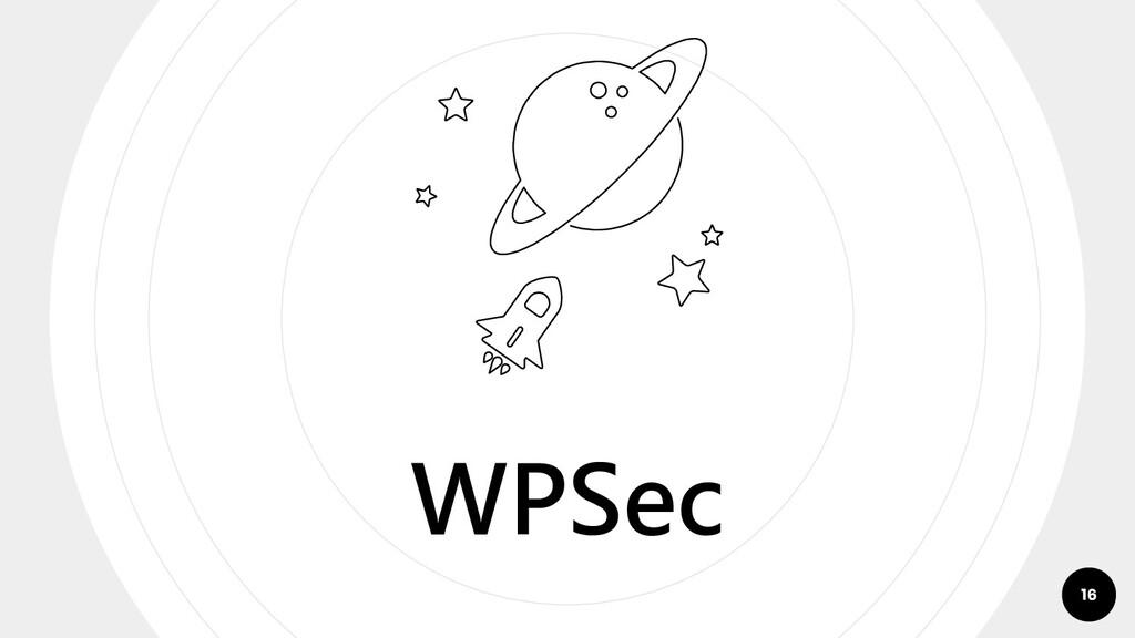 WPSec 16