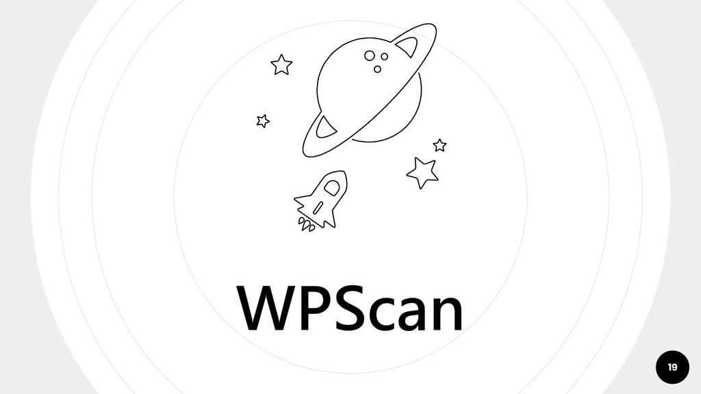 WPScan 19