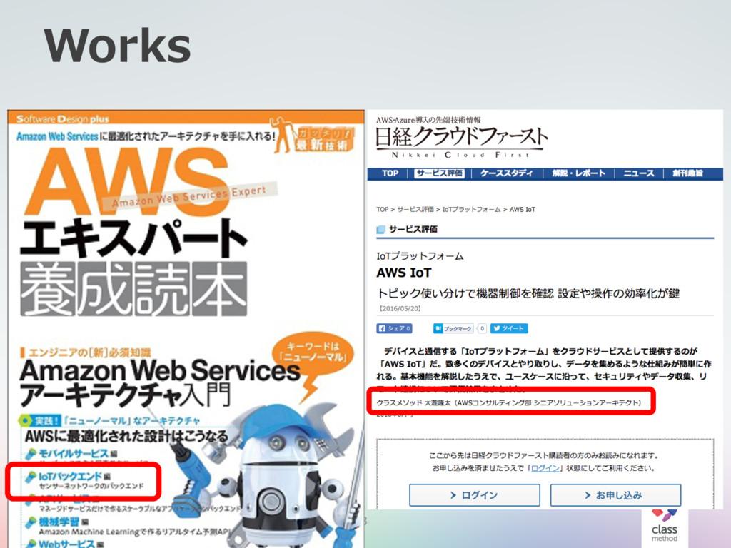 classmethod.jp 3 Works