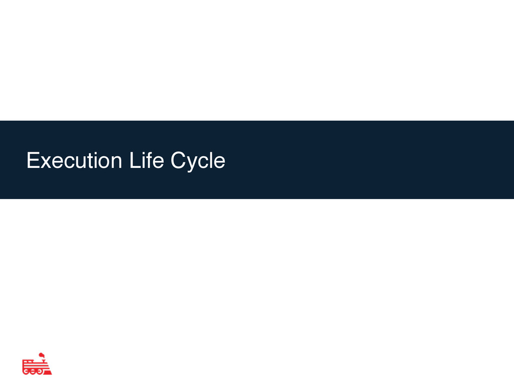 Agenda Execution Life Cycle