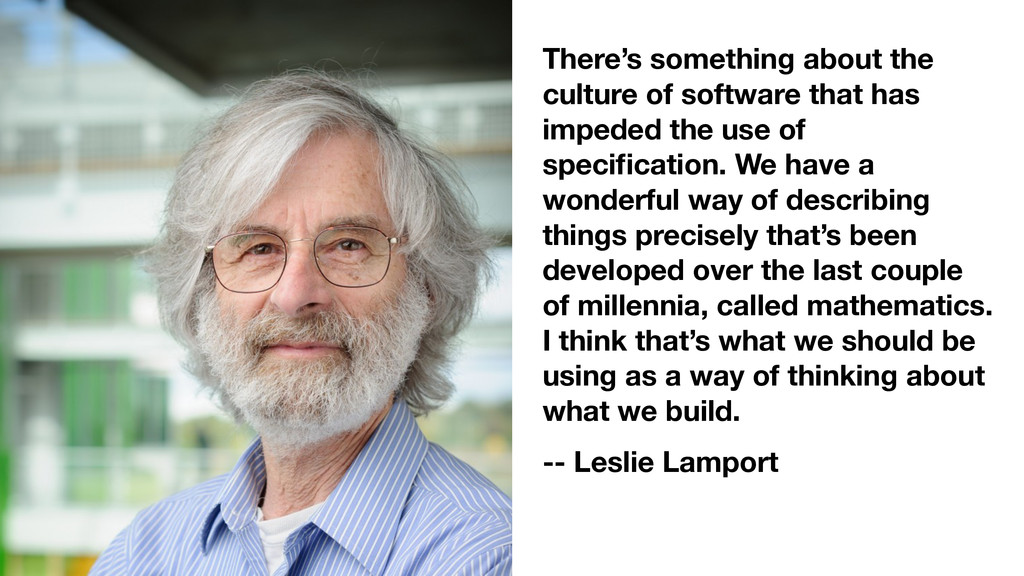 There's something about the culture of software...