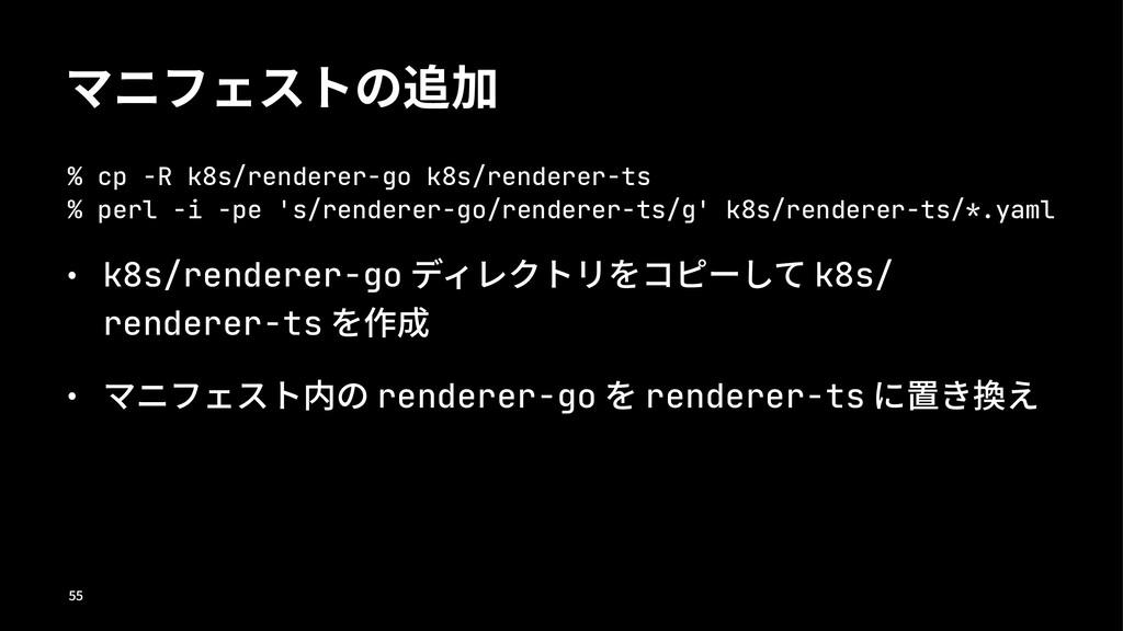 ُؼنؘتعס鴑ⱶ % cp -R k8s/renderer-go k8s/renderer-...