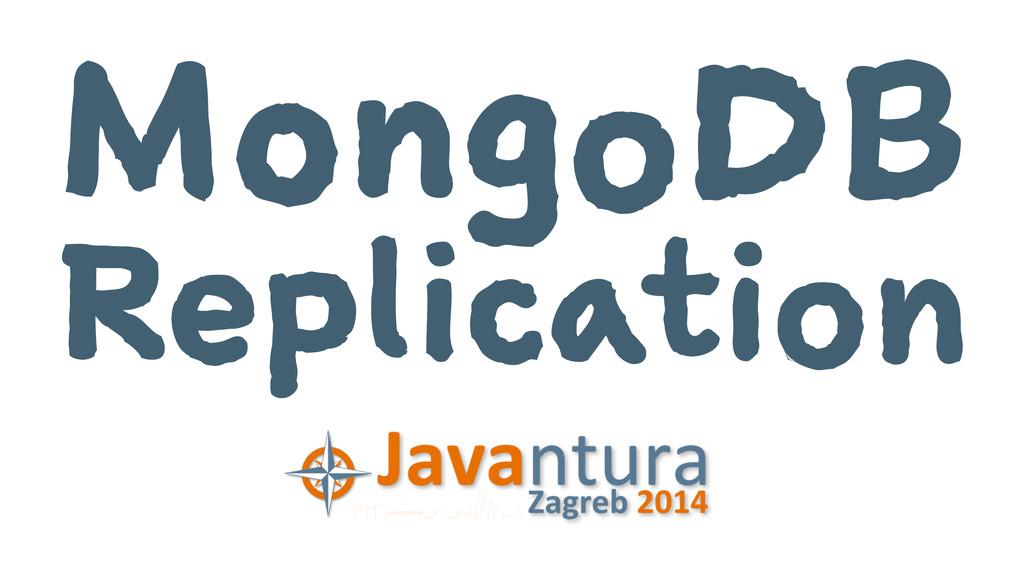 MongoDB Replication