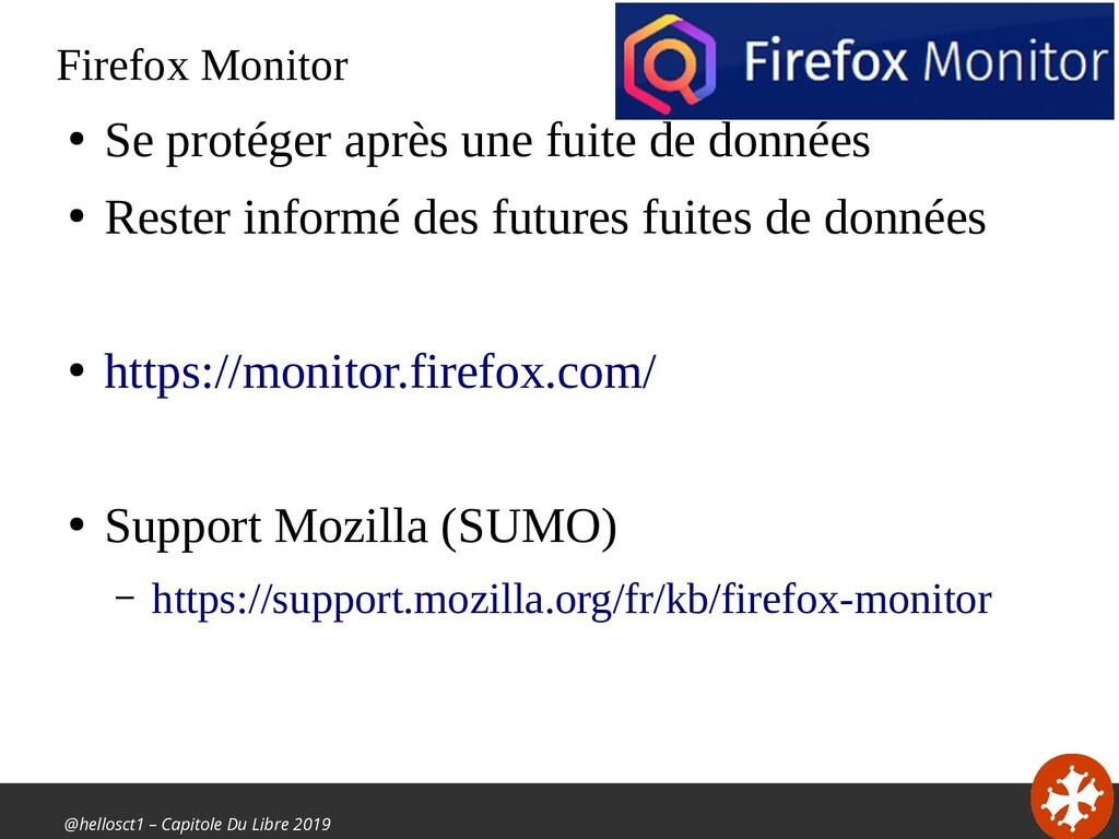 @hellosct1 – Capitole Du Libre 2019 Firefox Mon...