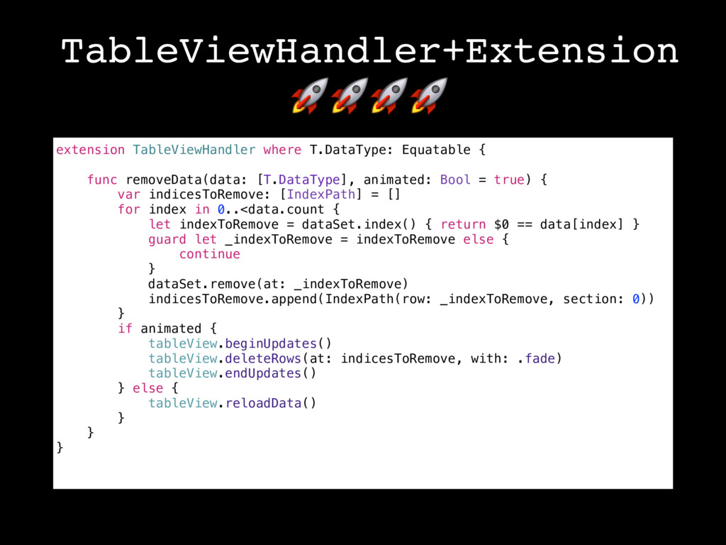 TableViewHandler+Extension  extension TableView...