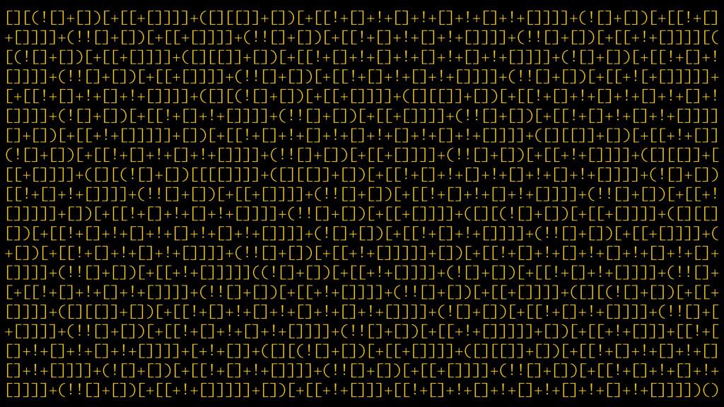 [][(![]+[])[+[[+[]]]]+([][[]]+[])[+[[!+[]+!+[]+...