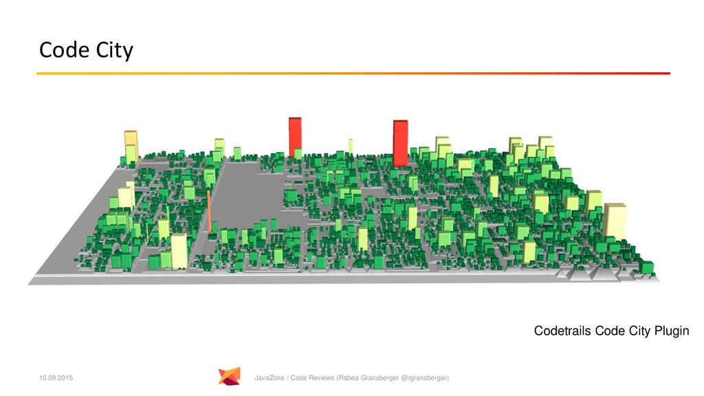 Code City Codetrails Code City Plugin 10.09.201...