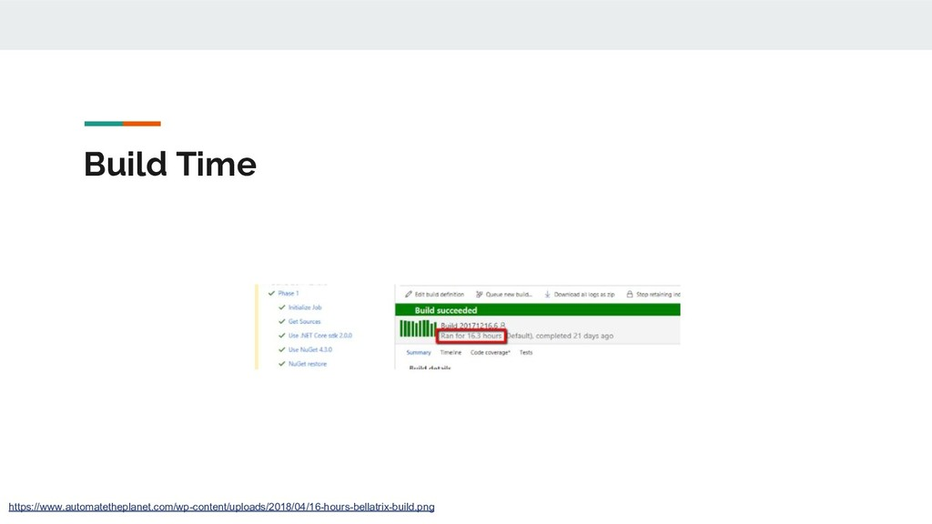 Build Time https://www.automatetheplanet.com/wp...