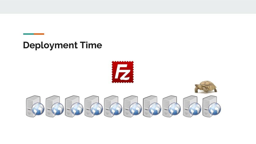 Deployment Time