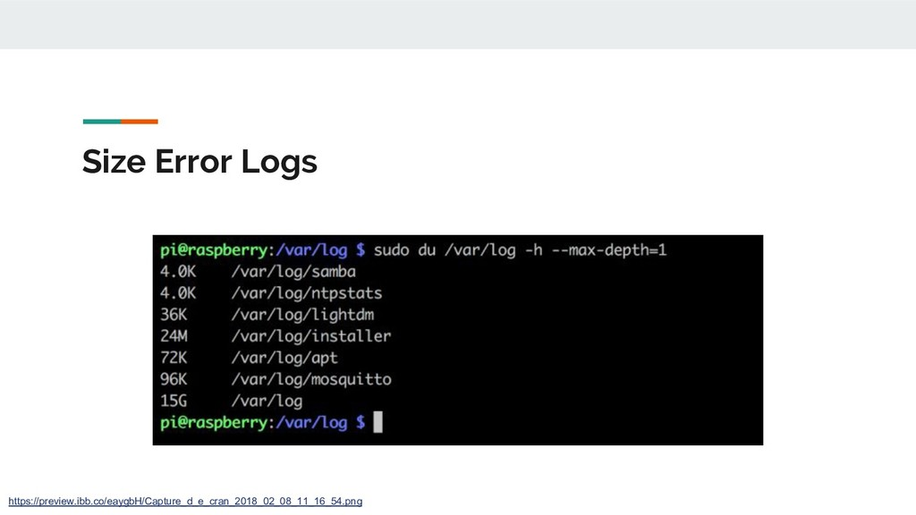 Size Error Logs https://preview.ibb.co/eaygbH/C...