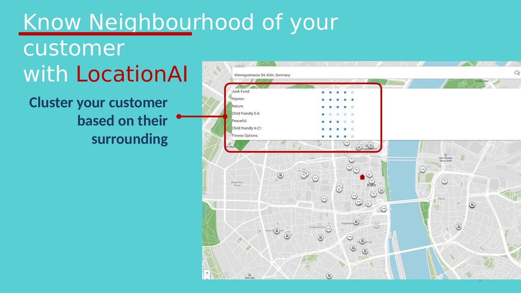 Know Neighbourhood of your customer with Locati...
