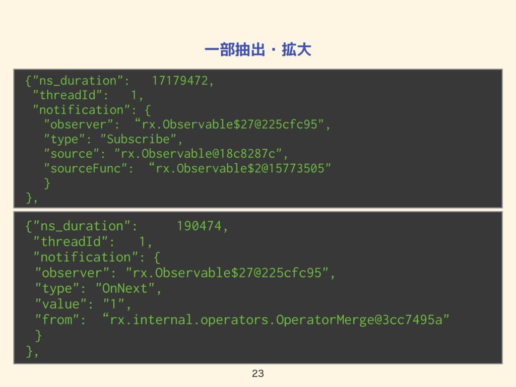 "{""ns_duration"": 17179472, ""threadId"": 1, ""no..."