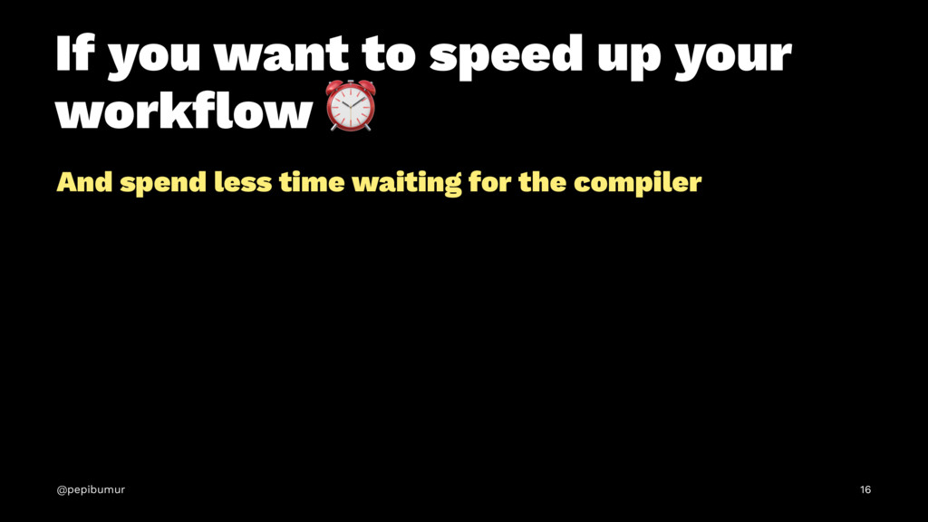 If you want to speed up your workflow ⏰ And spen...