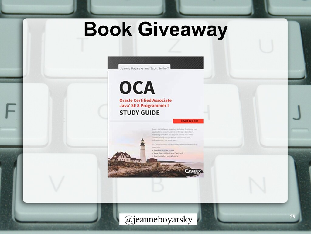 @jeanneboyarsky Book Giveaway 59