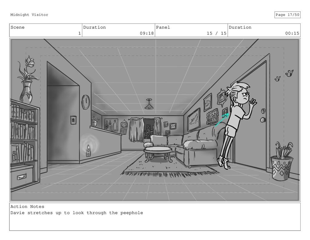 Scene 1 Duration 09:18 Panel 15 / 15 Duration 0...