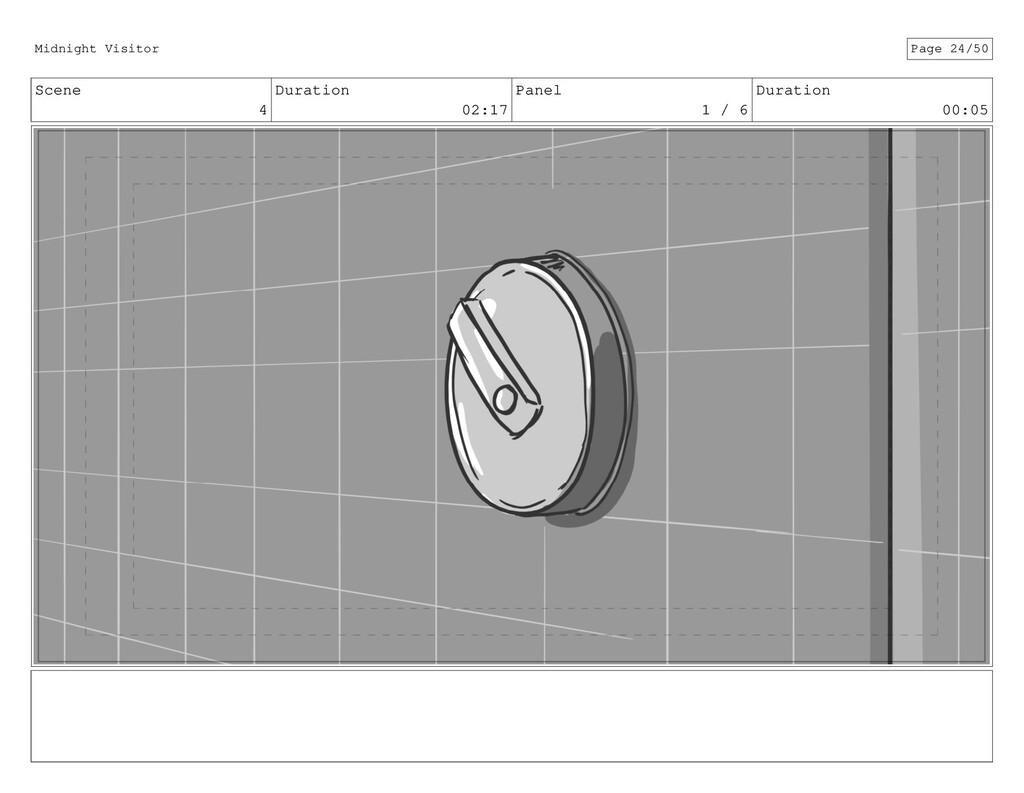 Scene 4 Duration 02:17 Panel 1 / 6 Duration 00:...