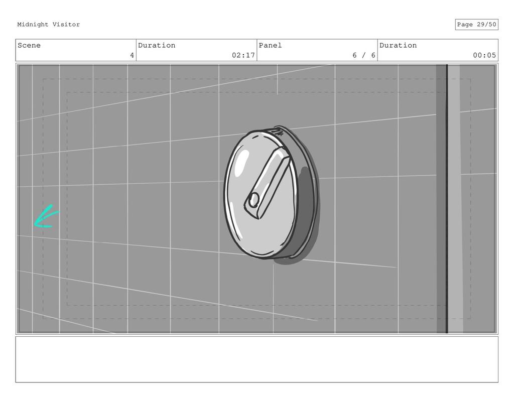 Scene 4 Duration 02:17 Panel 6 / 6 Duration 00:...