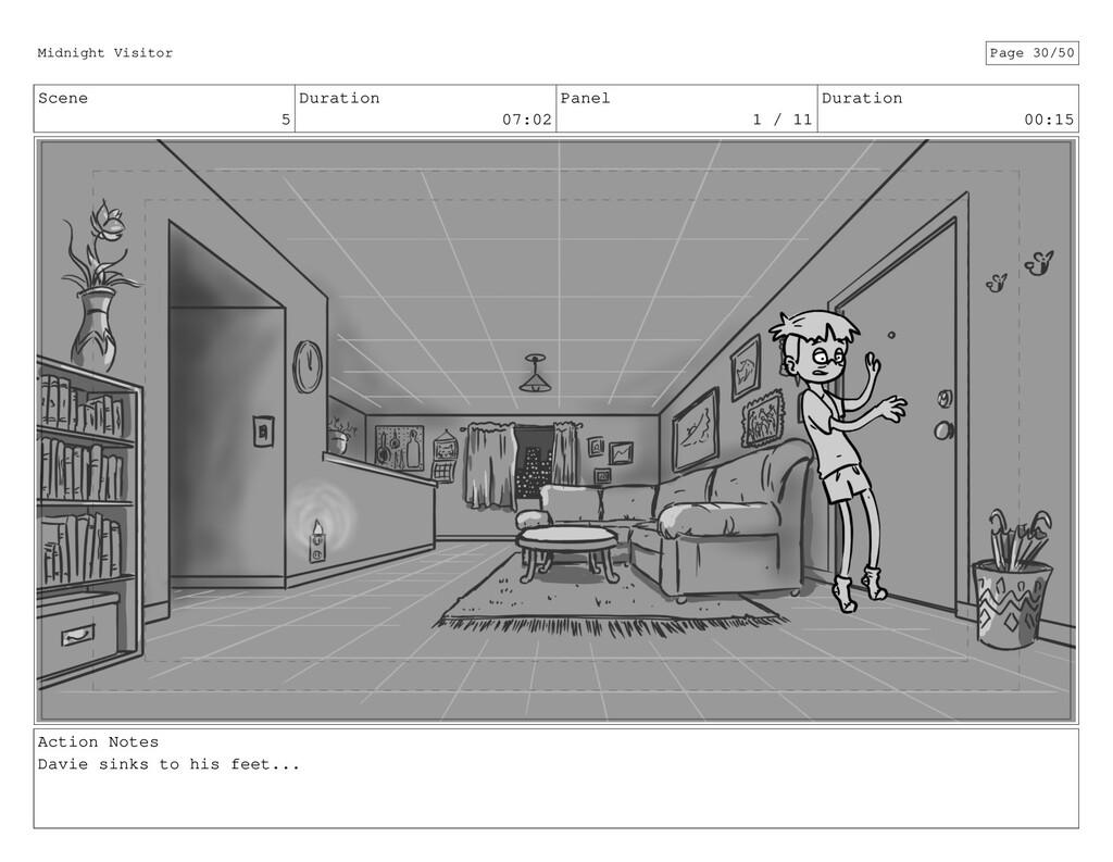 Scene 5 Duration 07:02 Panel 1 / 11 Duration 00...
