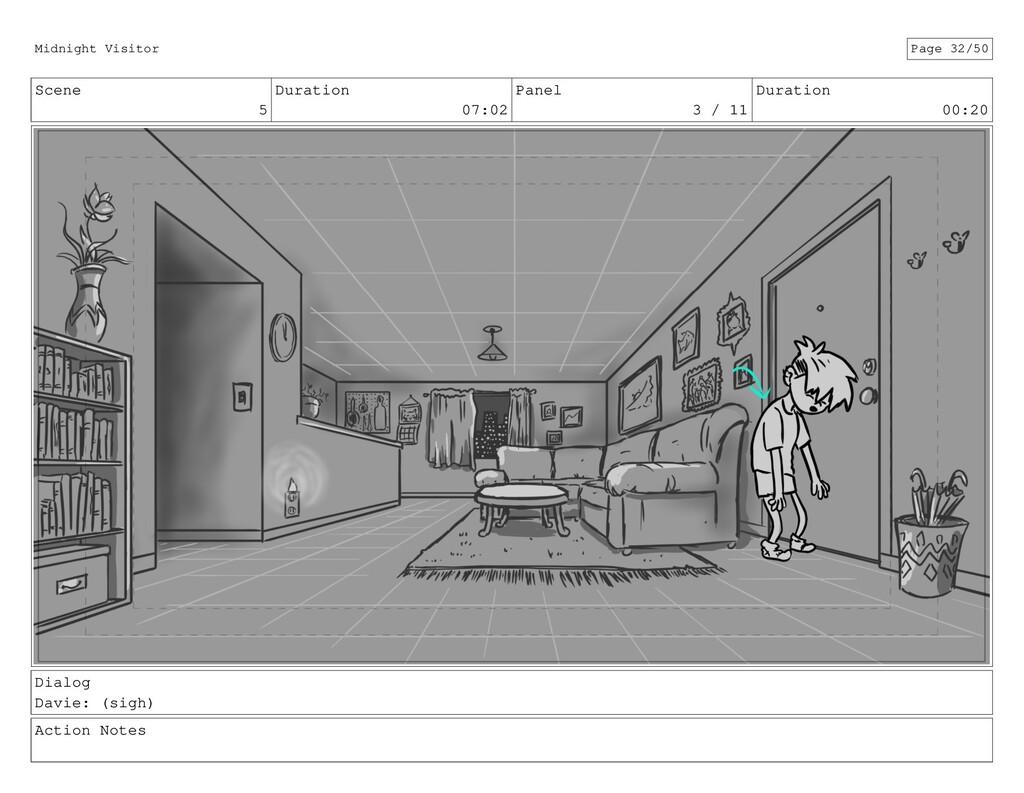 Scene 5 Duration 07:02 Panel 3 / 11 Duration 00...