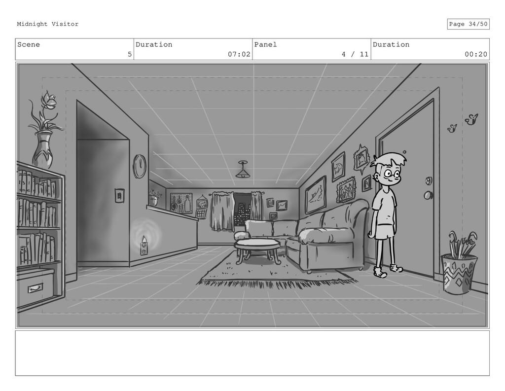 Scene 5 Duration 07:02 Panel 4 / 11 Duration 00...