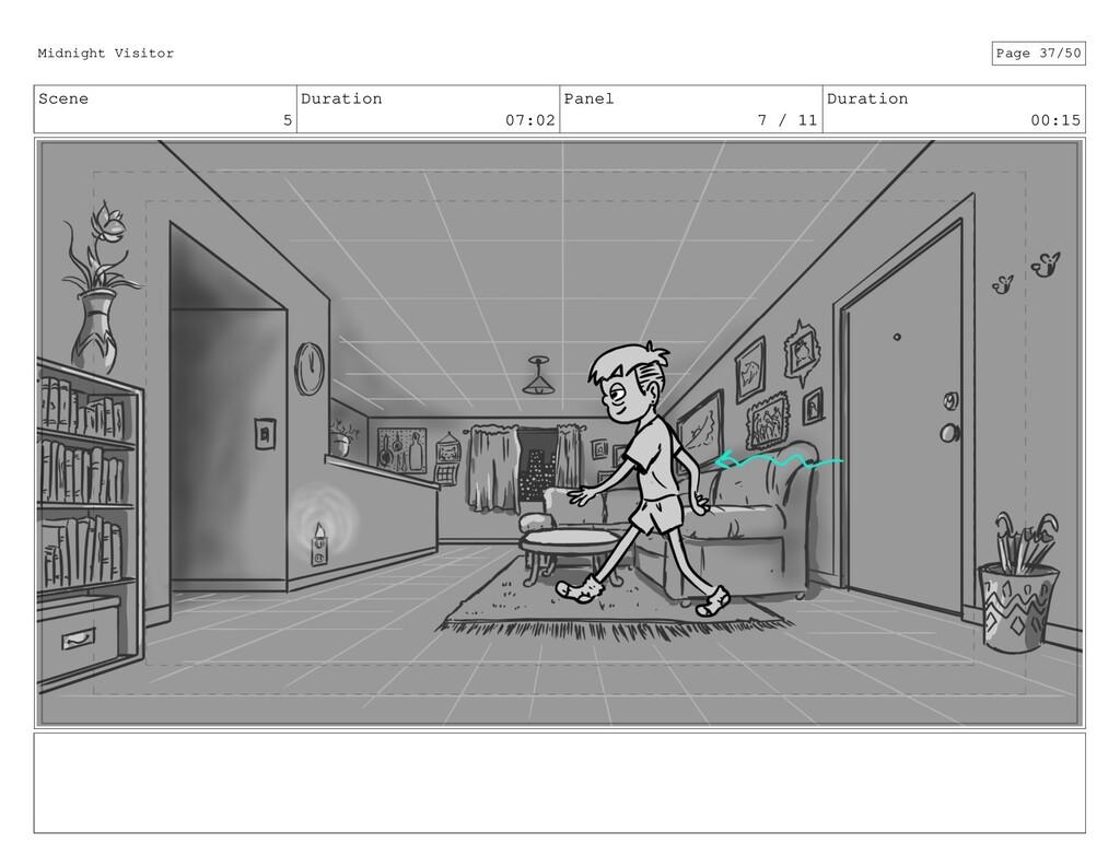 Scene 5 Duration 07:02 Panel 7 / 11 Duration 00...